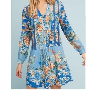 TINY by Anthropologie Gaina Floral Dress